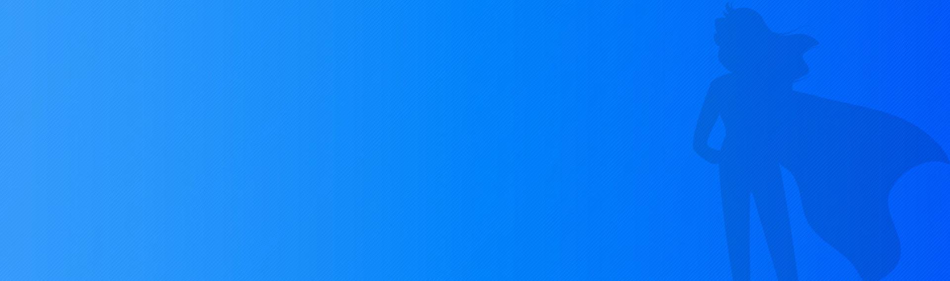 Hintergrundgrafik in blau mit Streifen