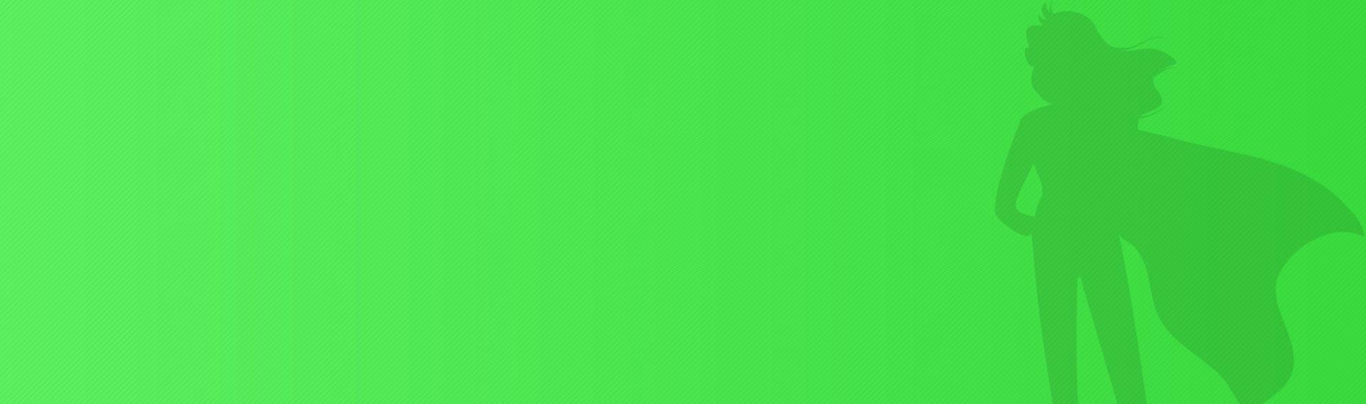 Hintergrundgrafik in grün mit streifen